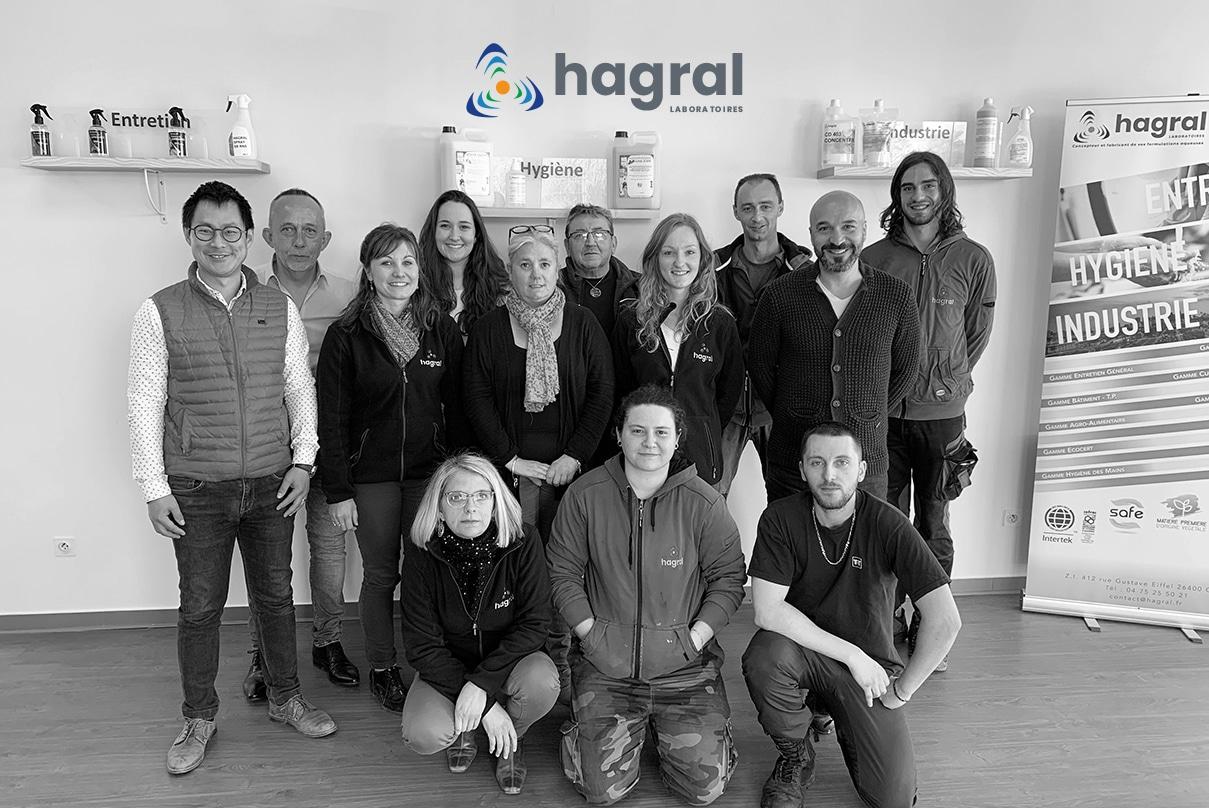 équipe hagral