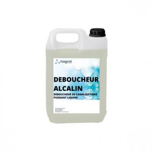DEBOUCHEUR ALCALIN