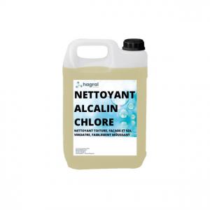 NETTOYANT ALCALIN CHLORE